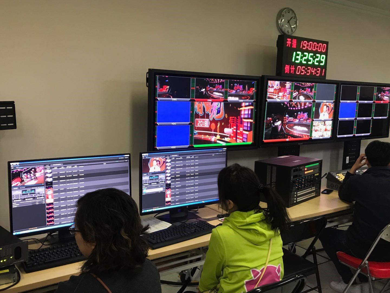 罗德与施瓦茨公司助力中国中央电视台@春晚网络直播