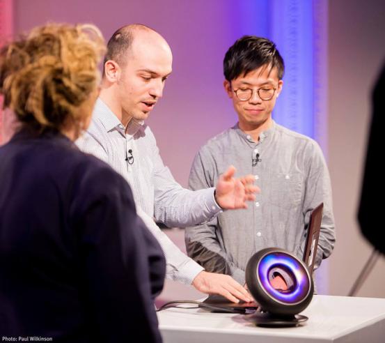 华人创始企业Emotech上榜英国最热机器人Top16