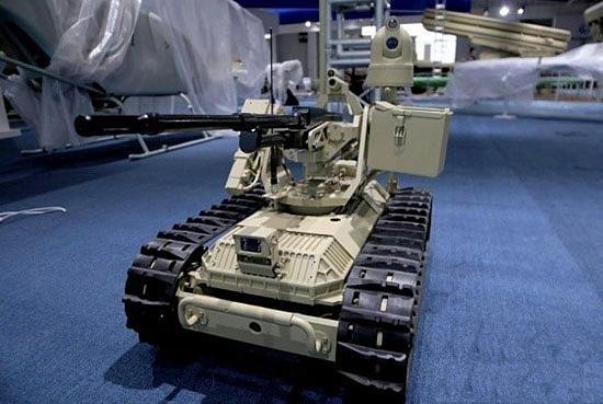 """印度紧随中国发展AI武器系统,""""终结者""""真的要来了?"""