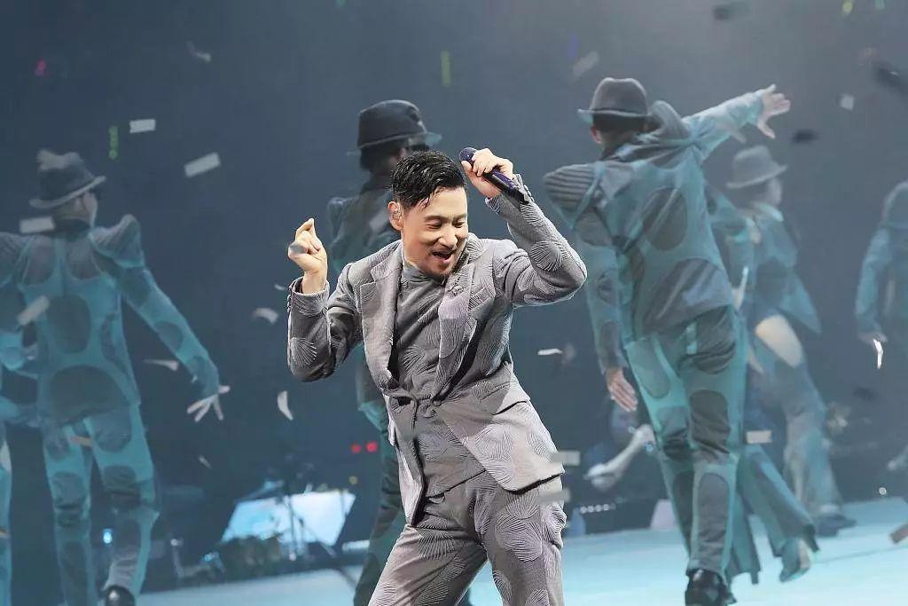 AI再次立功,张学友演唱会3次抓获逃犯!