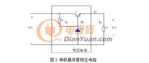 一文读懂四款典型直流稳压电路原理