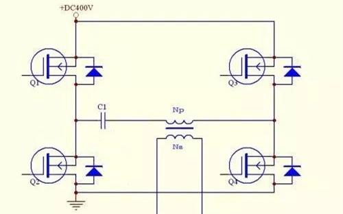 桥式电源隔直电容如何抑制偏磁?如何计算容量?