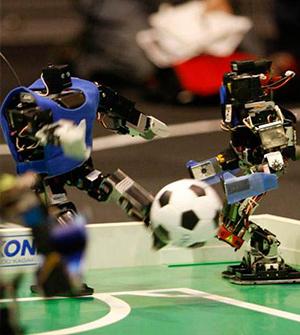 机器人足球的人工智能算法方案分析