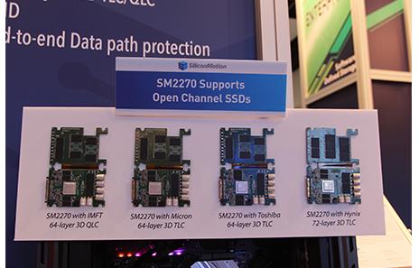 慧荣科技推出企业级SSD控制芯片解决方案