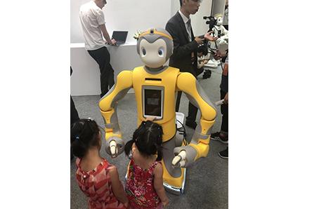 2018世界机器人大会开幕 大量机器人新技术加速落地