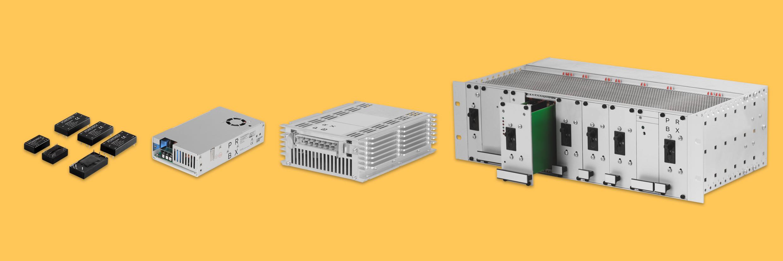 Powerbox在2018博览会上将展出增强型轨道电源解决方案