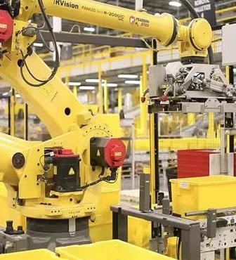国产工业机器人究竟差在哪里?