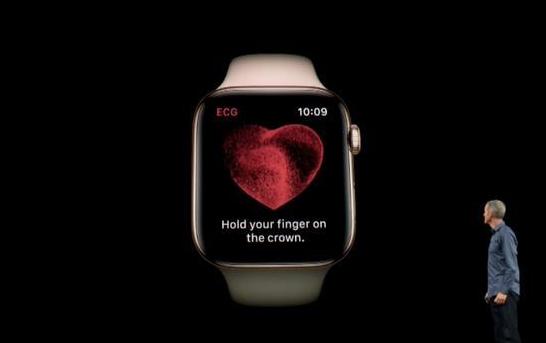 推荐|全新苹果手表发布!心跳实时检测,堪称救命神器!