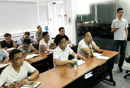 山特深化优质品牌服务理念,产品技术培训中心正式成立