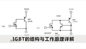 IGBT的结构与工作原理详解