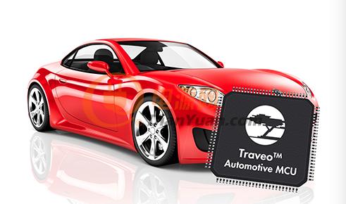 赛普拉斯仪表盘解决方案助力矢崎打造汽车图形显示产品