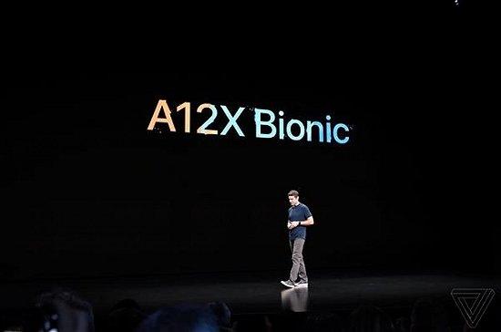 采用GPU+7nm工艺 苹果发布超强八核A12X处理器