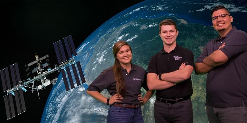 NASA在TI工程师建造的零重力设施中研究太空岩石