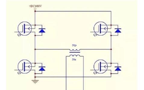 干货|桥式电源隔直电容如何抑制偏磁和如何计算容量?