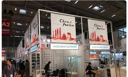 2018 德国慕尼黑电子展——中国企业展现民族自信和实力