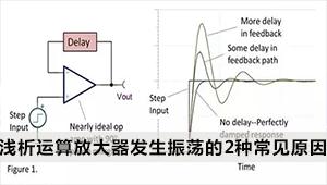 浅析运算放大器发生振荡的2种常见原因