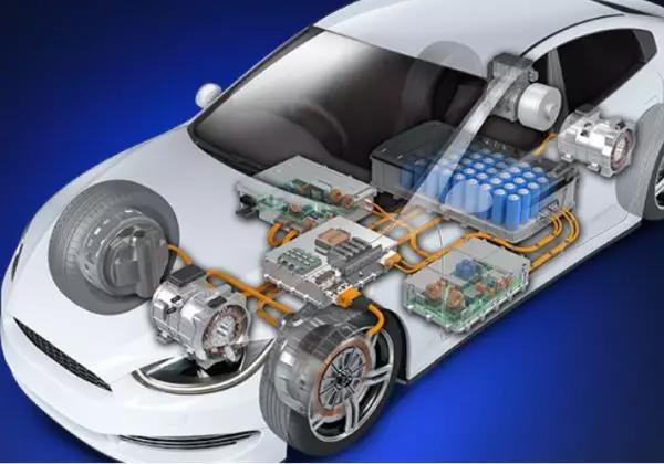 """电动汽车、充电桩的一场充电功率""""竞赛""""开始了"""