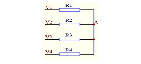 常见的并联均流电路分析方法