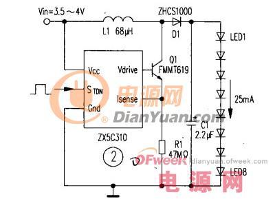 发光二极管电源及其基本驱动电路设计