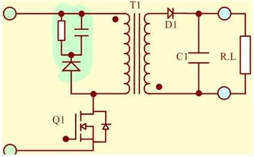 详解rcd吸收电路原理、设计及作用
