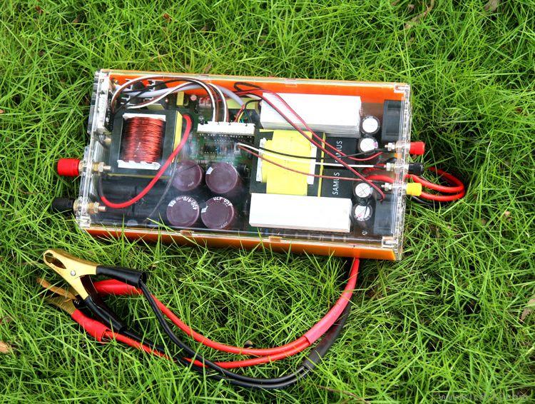 分享一个基于ARM控制的逆变器设计方案