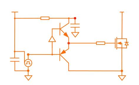 一文了解MOS管的寄生参数及其驱动电路