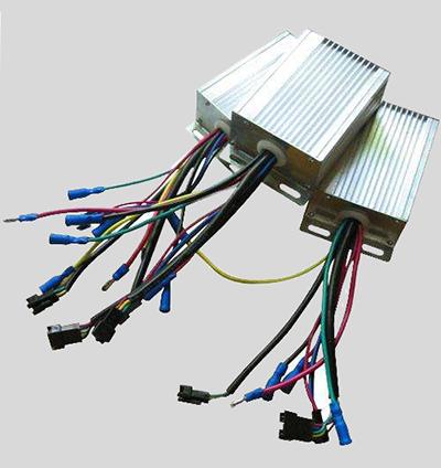 电动车控制器更换方法与安装连接线的顺序
