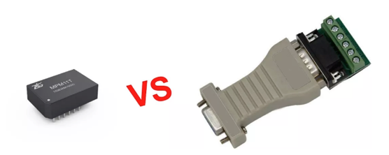 简单易用的RS-232、RS-485与RS-422转换方案