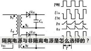 隔离电源与非隔离电源是怎么选择的?