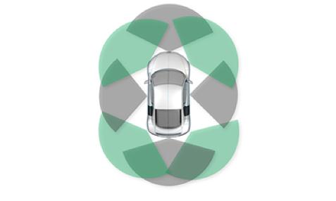 77Ghz单芯片毫米波传感器可实现自动停车