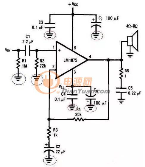 电磁干扰?地线干扰?机械杂音问题太严重?一招解决功放电路的PCB布线问题!