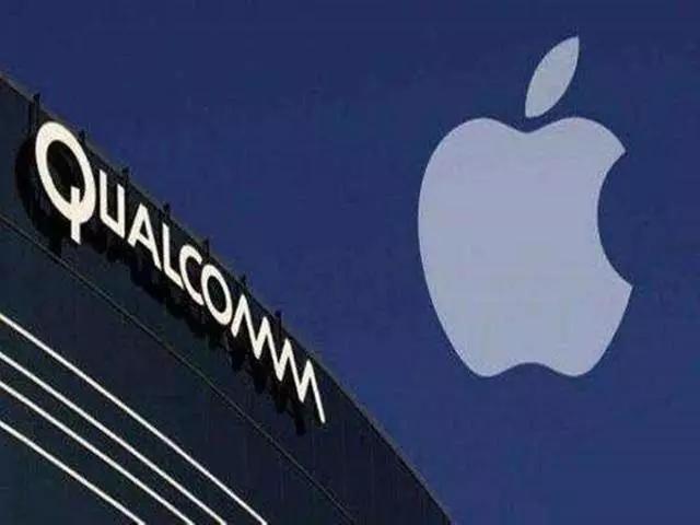 高通苹果战火持续,高通被判一次性赔苹果10亿美元
