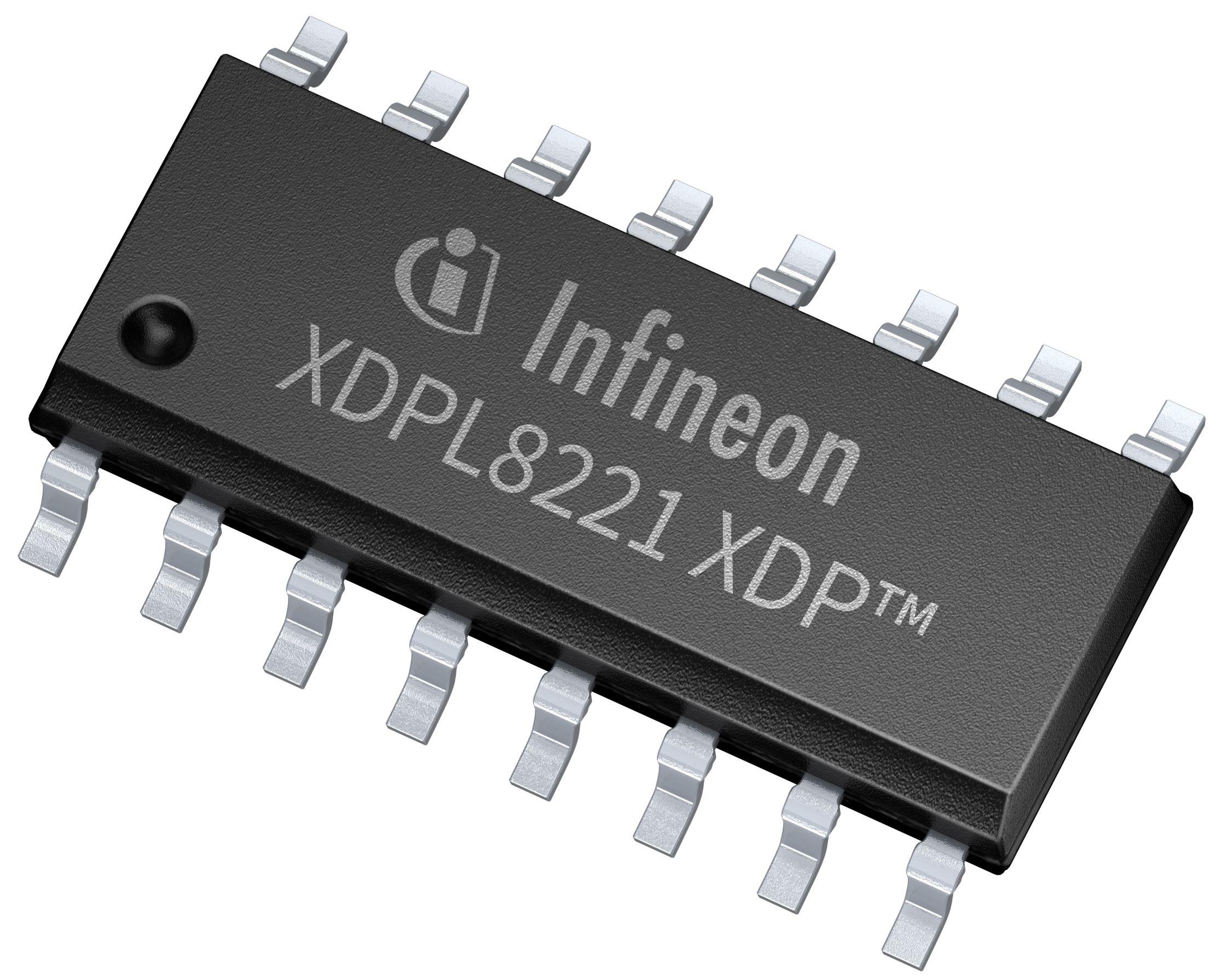 XDPL8221:带通讯功能的LED驱动芯片,智能照明的理想选择
