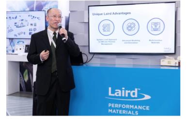 莱尔德高性能材料首次亮相2019 慕尼黑上海电子展 带来最新的电子解决方案