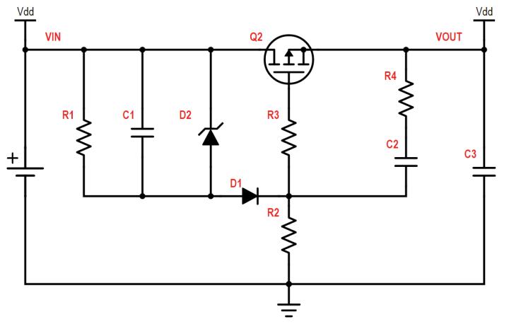 MOSFET米勒效应的计算与分析