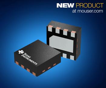 Texas Instruments TLV9052低功耗运算放大器在贸泽开售