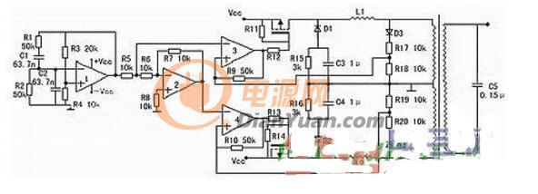 逆变器电路图盘点:tl494/555作逆变器/纯正弦波逆变器