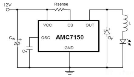 如何选择自己合适的LED驱动IC?(附10大LED驱动IC典型应用电路图)