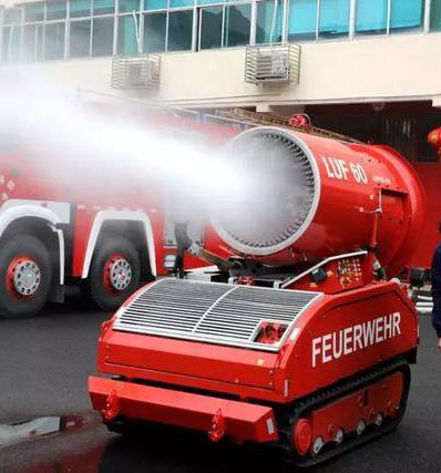 不忍心消防战士再受伤,为啥没有消防机器人呢?