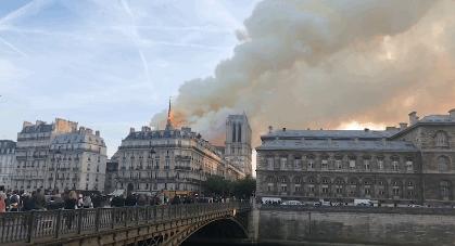 聊一聊 巴黎圣母院大火的原因以及那些技术可以助力巴黎圣母院浴火重生