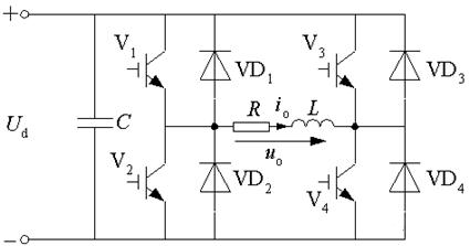 逆变电路中的各种基本原理与线路图一览
