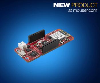 Microchip PIC-IoT WG开发板在贸泽开售