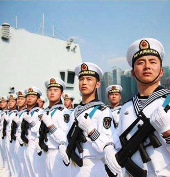 拆解中国海防的电子设备布局