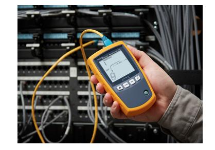 福禄克网络推出以太网供电设备安装和故障诊断测试仪MicroScanner™ PoE