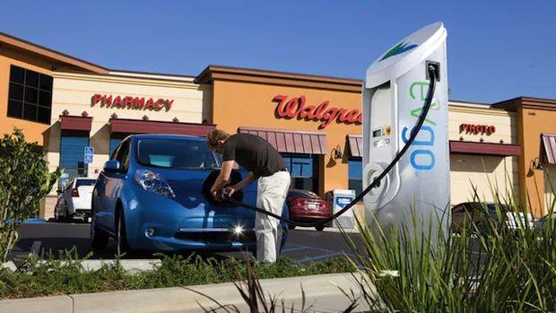 电动车充电行业人士必读:美国如何布局充电桩?
