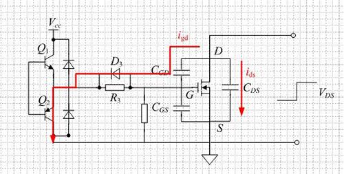 如果MOSFET栅极悬空,加直流高压,危险吗?