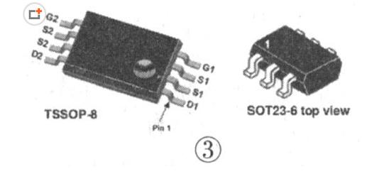 详解3.7v锂电池保护板原理图