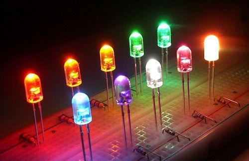 干货分享|LED灯是如何工作的 (详解)
