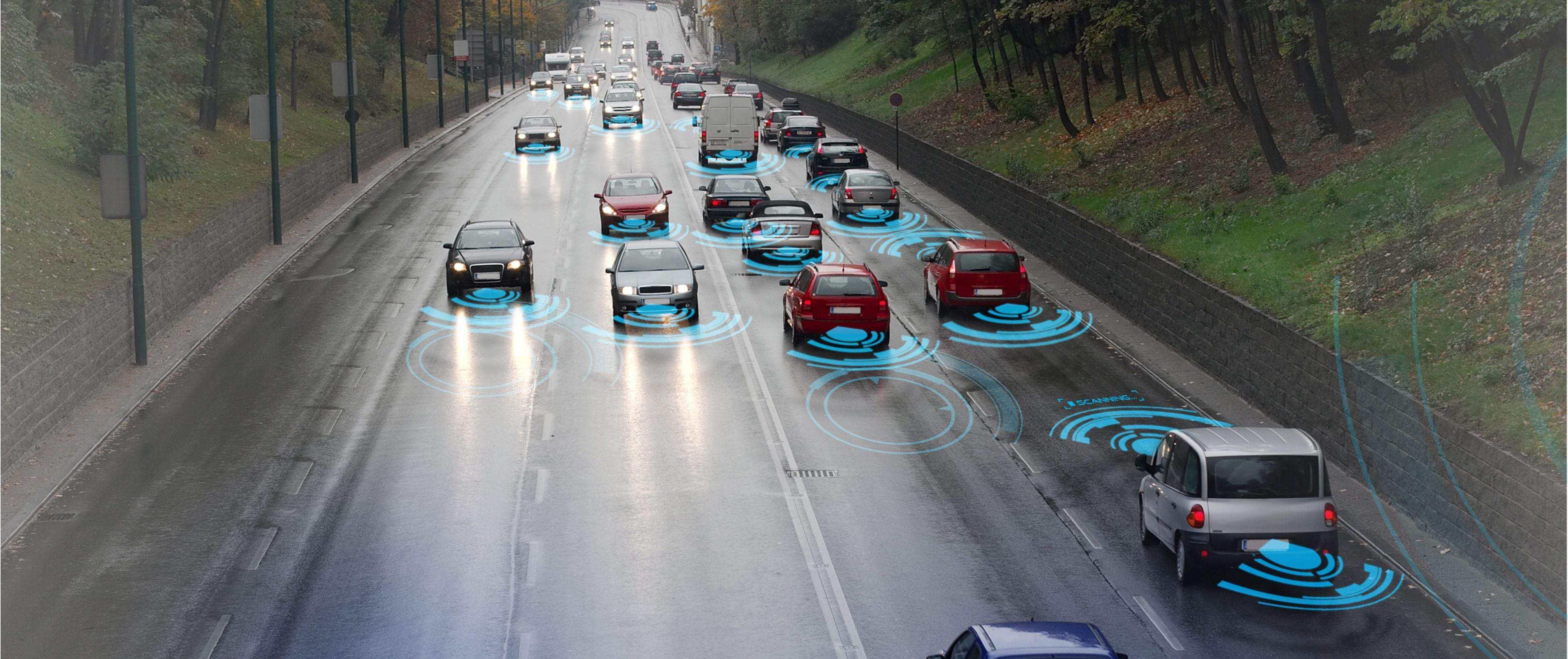 车联网的发展现状以及发展趋势
