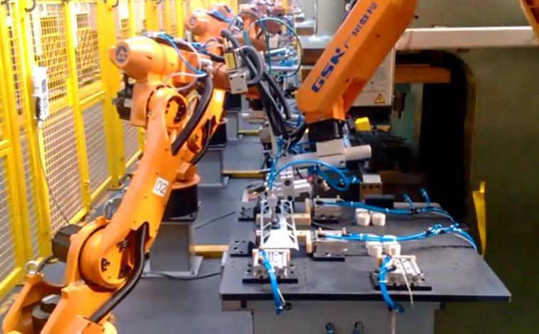 智能机器人的是多智能的完成工作?